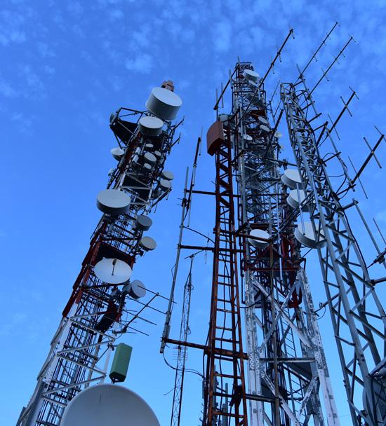 GSM-Backhauling